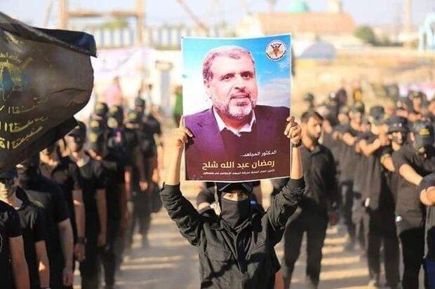 Rouhani, velayati offer condolences on Ramadan Abdullah Shallah's Demise