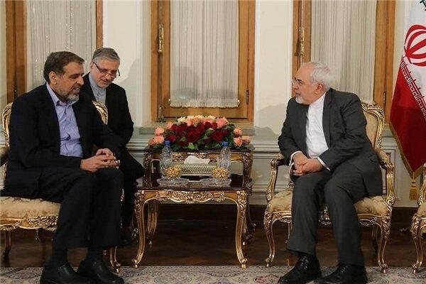 ایرانی وزیر خارجہ کا رمضان عبداللہ کے انتقال پر تعزیتی پیغام