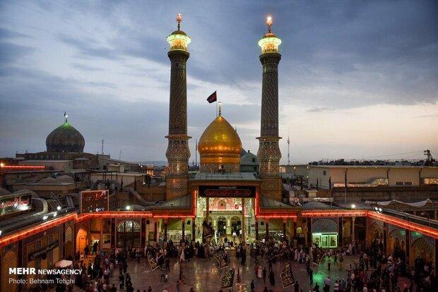 آغاز درس خارج فقه آیت الله ری شهری درحوزه علمیه حضرت عبدالعظیم (ع)