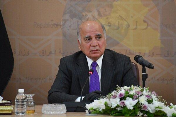 Irak Dışişleri Bakanı yakında Tahran'ı ziyaret edecek