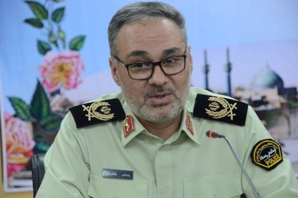 Iran's police busts over 1 ton of narcotics in Yazd: cmdr.