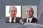 وزرای خارجه ترکیه و روسیه تلفنی رایزنی کردند