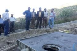 آبرسانی به سه روستای محمدیه آغاز شد