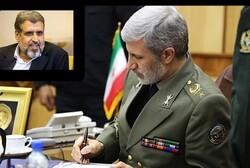 وزير الدفاع الايراني ينعى وفاة رمضان شلّح