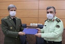 من أولويات وزارة الدفاع هي تعزيز قدرات قوات الامن الداخلي