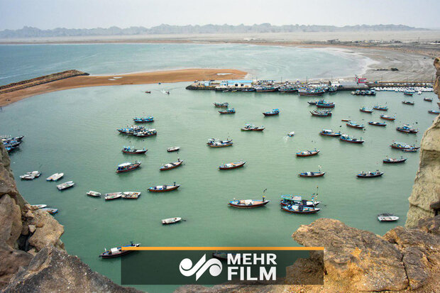 VIDEO: Beautiful nature of Chabahar port