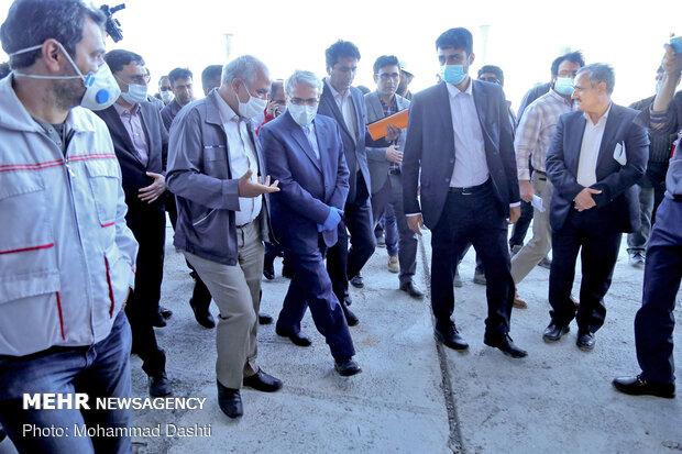PBO chief Nobakht visits NW Iran