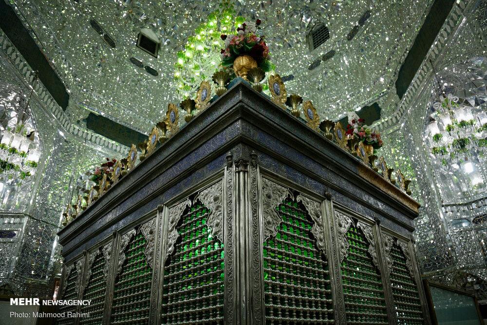 برگزاری چهارمین کنگره شهدای مدافع حرم درآستان حضرت عبدالعظیم (ع)