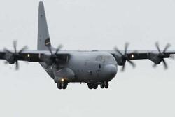 ABD askeri uçağı Irak'ta pistten çıktı: 4 yaralı