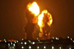 مطار بغداد الدولي تعرض للقصف الصاروخي
