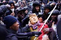 تظاهرات ضد نژادپرستی در آمریکا/ سرکوب به سبک دیکتاتورهای عرب