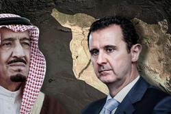 سعودیها همچنان برای نزدیکی بیشتر به سوریه تلاش میکنند