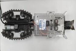 تولید ربات حفاری فضایی با الهام از موش کور