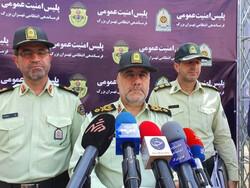 دستگیری ۵۵۷ نفر از اراذل و اوباش پایتخت در طرح اقتدار/دستگیری ۱۰۹ نفر از اراذل سطح دار