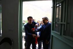 افتتاح پاسگاه محیط بانی کن و سولقان