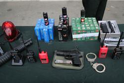 عاملان فروش سلاح اینترنتی در پایتخت زمین گیر شدند