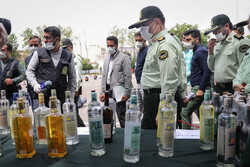 تہران میں پولیس کے سکیورٹی اقتدار کا منصوبہ