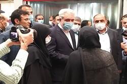 وزیر گردشگری به اسلامشهر سفر کرد