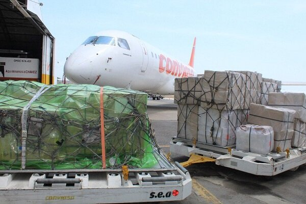 ایرانی جہاز طبی امدادی سامان  لیکر ونزوئلا پہنچ گیا