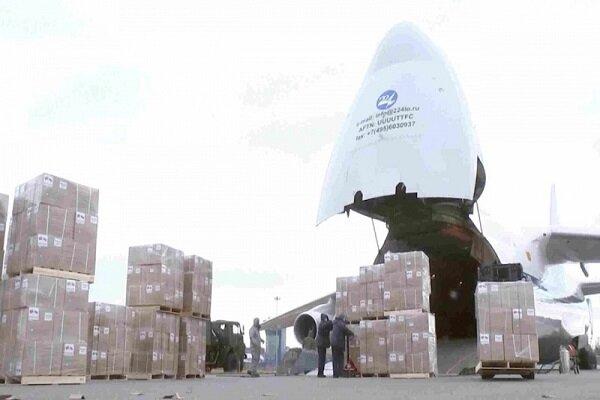 Iran's shipment of medical aid arrives in Venezuela