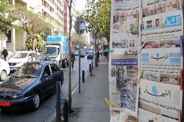 بررسی محورهای خبری و تحلیلی رسانههای لبنان و سوریه