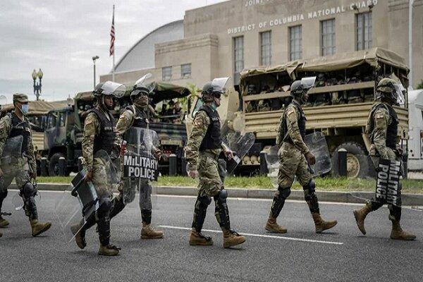 کیلیفورنیا میں فوجی تربیتی مشق کے دوران ایک امریکی ہلاک متعدد لاپتہ ہوگئے