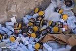 محموله قاچاق دارویی در هنگ مرزی سردشت کشف شد