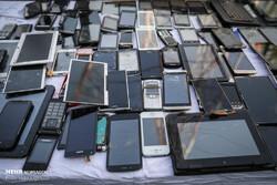 بھارت میں 15 کروڑ مالیت کے موبائلوں کی چوری