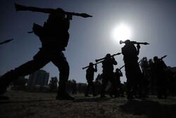 رژه نظامی «سرایا القدس» برای بزرگداشت رمضان عبدالله در غزه