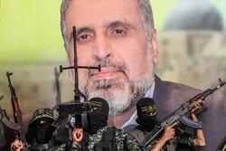 Eski İslami Cihad liderinin anısına askeri geçit töreni yapıldı