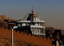 بنای تاریخی قصر فیروزه به عنوان موزه به روی شهروندان باز میشود
