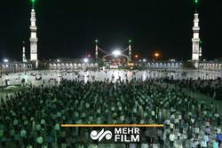 مسجد جمکران میں ہمدلی اور مواسات پر مبنی امداد