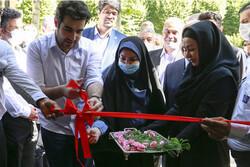 پروژههای عمرانی کوی دانشگاه علوم پزشکی تهران افتتاح شد