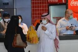 سعودی عرب میں کورونا وائرس سے مزید 3 ہزار 921 افراد متاثر