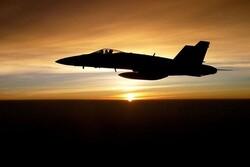 رهگیری بمبافکن های روسیه توسط جنگندههای آمریکایی