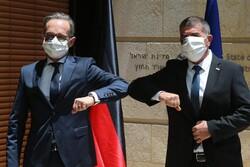 تل آویو: آلمان با طرح الحاق کرانه باختری مخالفت نکند
