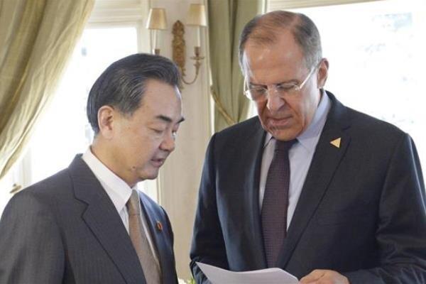 رسائل روسية صينية ضد العقوبات الأميركية الجديدة على إيران