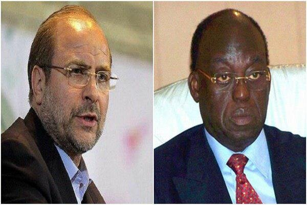 Senegal congratulates Ghalibaf on election as new Parl. Speaker