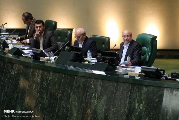 جوابیه استاندار خوزستان در صحن مجلس قرائت شد