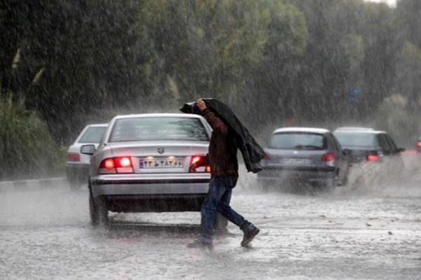 هشدار هواشناسی نسبت به ورود سامانه بارشی و وزش باد شدید در کشور