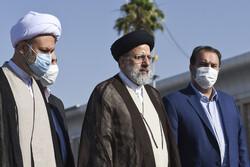 ایرانی عدلیہ کے سربراہ شیراز پہنچ گئے
