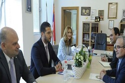 Iran, Serbia review expansion of sports coop.