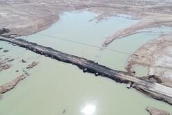 «عطیش» یک سال پس از سیل/راههای خوزستان هنوز در حال بهسازی هستند