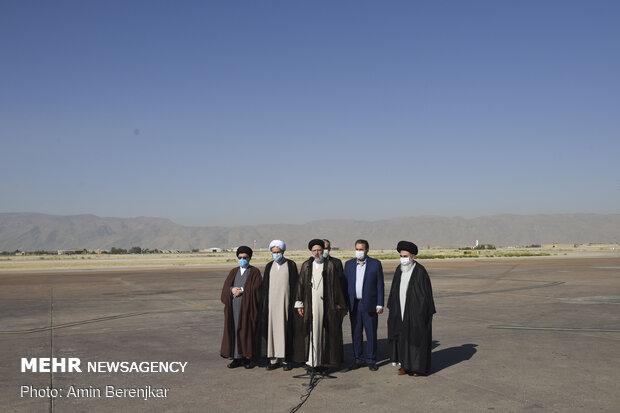 سفر رئیس قوه قضائیه به شیراز