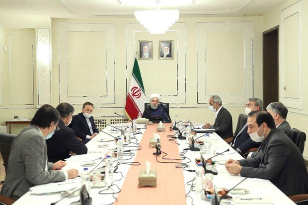 3rd step in managing COVID-19 to fully comply with protocols: Pres. Rouhani