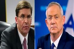 مقامات آمریکایی و صهیونیستی درباره ایران گفتگو کردند