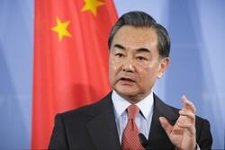 بكين تؤكد على عدم شرعية مطالبات واشنطن لتمديد الحظر التسليحي على ايران