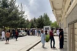 انفجار در مسجد «شیرشاه سوری» کابل با ۴ کشته