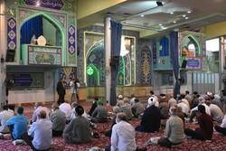 اراک میں 110 دن کے بعد نماز جمعہ ادا کی گئی