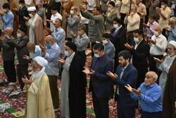 نماز جمعه در تمامی شهرهای سفید و زرد استان مرکزی اقامه می شود